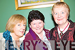 Bridie Kenney, Martha Brosnan and Peggy Brick, enjoying the Listowel pith and putt christmas party in Fitzgerald's restaurant on Friday night..Bridie Kenney, Martha Brosnan and Peggy Brick, enjoying the Listowel pith and putt christmas party in Fitzgerald's restaurant on Friday night..