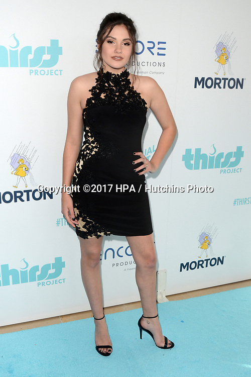 LOS ANGELES - APR 18:  Ronni Hawk at the Thirst Gala 2017 at Beverly Hilton Hotel on April 18, 2017 in Beverly Hills, CA