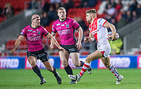Picture by Allan McKenzie/SWpix.com - 06/04/2018 - Rugby League - Betfred Super League - St Helens v Hull FC - The Totally Wicked Stadium, Langtree Park, St Helens, England - Tommy Makinson.