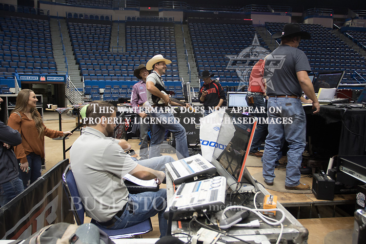 Staff PBR preparing for the Round 1 of PBRReal Time Pain Relief Velocity Tour event in Hartford, CT -  Photo by Andre Silva