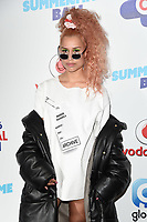 Raye<br /> at the Capital Summertime Ball 2017, Wembley Stadium, London. <br /> <br /> <br /> &copy;Ash Knotek  D3278  10/06/2017