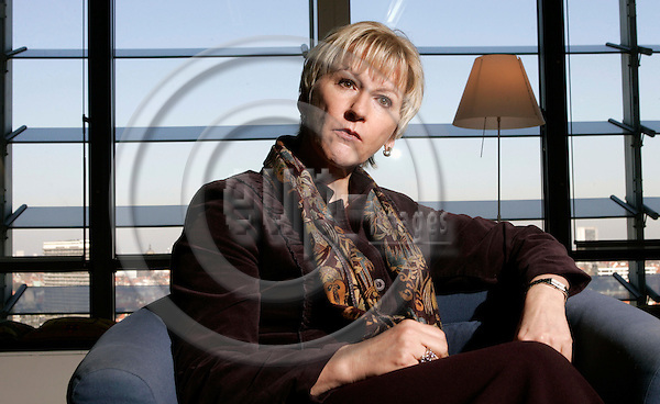 BRUSSELS - BELGIUM - 12 MARCH 2007-- Margot WALLSTRÖM (Wallstrom Wallstroem) Vice President and EU-Commissioner for Institutional Relations and Communication Strategy. -- PHOTO: JUHA ROININEN / EUP-IMAGES