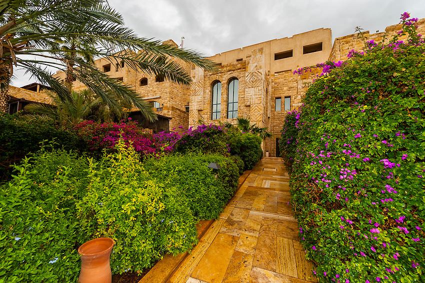 Movenpick Resort & Spa Dead Sea, Sweimeh, at the Dead Sea, Jordan.