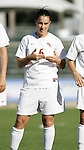 Florida State's Sel Kuralay on Wednesday, November 2nd, 2005 at SAS Stadium in Cary, North Carolina. The Florida State University Seminoles defeated the Clemson University Tigers 4-0 during their Atlantic Coast Conference Tournament Quarterfinal game.
