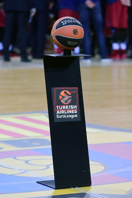 Turkish Airlines Euroleague 2016/2017.<br /> Regular Season - Round 28.<br /> FC Barcelona Lassa vs Crvena Zvezda MTS Belgrade: 67-54.