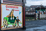 Republican IRA Bogside Londonderry UK Brexitland