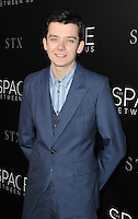www.acepixs.com<br /> <br /> January 17 2017, LA<br /> <br /> Asa Butterfield arriving at the premiere 'The Space Between Us' at the ArcLight Hollywood on January 17, 2017 in Hollywood, California. <br /> <br /> By Line: Peter West/ACE Pictures<br /> <br /> <br /> ACE Pictures Inc<br /> Tel: 6467670430<br /> Email: info@acepixs.com<br /> www.acepixs.com