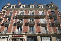 Rue Saint-Hellier - Nord voie ferree