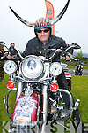 Viking biking Mike O'Brien Abbeyfeale fun at the Irish Motor Bike rally in the Gleneagle Hotel Killarney on Saturday   Copyright Kerry's Eye 2008
