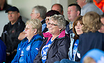 UCD v St Johnstone...10.07.11  Pre-season Friendly.Saints fans enjoying watching their side win 4-1.Picture by Graeme Hart..Copyright Perthshire Picture Agency.Tel: 01738 623350  Mobile: 07990 594431