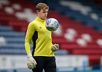 Blackburn Rovers' goalkeeper Andy Fisher <br /> <br /> Photographer Andrew Kearns/CameraSport<br /> <br /> The EFL Checkatrade Trophy - Blackburn Rovers v Stoke City U23s - Tuesday 29th August 2017 - Ewood Park - Blackburn<br />  <br /> World Copyright &copy; 2018 CameraSport. All rights reserved. 43 Linden Ave. Countesthorpe. Leicester. England. LE8 5PG - Tel: +44 (0) 116 277 4147 - admin@camerasport.com - www.camerasport.com