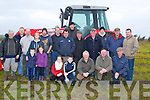 PLOUGHING: On Saturday morning the Baqllyheigue ploughing committee met up on Myles O'Cronin to make plans for the annual Ballyheigue ploughing competition. They were, JP Corridon, Philip Healy, Derek O'Driscoll,Michael O'Halloran, Myles Cronin, Sarah and Thomas Healy, Joseph Leen, Michael Hehir, JJ Casery, Sean O'Halloran, Mickey O'Halloran, Thomas Healy, John Healy, Patsy, Ava, Milo and TJ Cronin now the ploughing will be on Diarmuid Lawlor land in Ball Mac Quinn, Kilmoyley.....