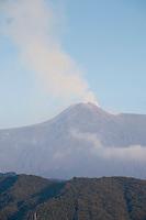 Mt Etna from Tenuta San Michele, Zafferana Etnea, Sicily