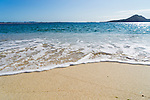 Pristine Beach in Shoal Bay, Port Stephens, NSW, Australia