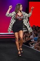 SÃO PAULO, SP, 04.03.2015 - MEGA FASHION WEEK - Sabrina Sato desfila no Mega Fashion Week, evento de moda que acontece em São Paulo (SP), na tarde desta quarta-feira (4). (Foto: Kevin David / Brazil Photo Press)