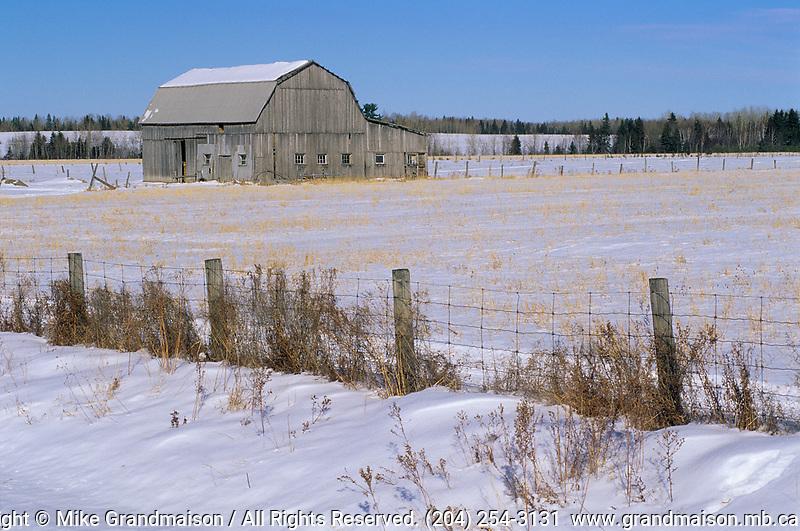 Old barn<br />Near Ottawa<br />Ontario<br />Canada