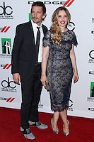 BEVERLY HILLS, CA - OCTOBER 21: Ethan Hawke, Julie Delpy at 17th Annual Hollywood Film Awards held at The Beverly Hilton Hotel on October 21, 2013 in Beverly Hills, California. (Photo by Xavier Collin/Celebrity Monitor)