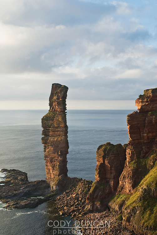 The Old Man of Hoy, Britains largest sea stack