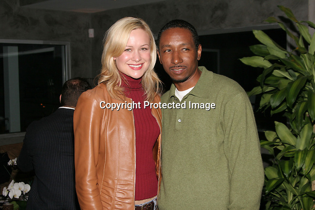 Shelley Mack &amp; Dres<br />The Winter LA Celebrity Charity Event to honor Sound Art and Black Sheep<br />Private Residence<br />West Hollywood, CA, USA<br />Sunday, December 05th, 2004<br />Photo By Celebrityvibe.com/Photovibe.com, <br />New York, USA, Phone 212 410 5354, <br />email: sales@celebrityvibe.com