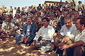 Iraq 1996. On the occasion of the 50th anniversary of the KDP party, people in Barzan.Irak 1996.Anniversaire du 50eme anniversaire du KDP, les gens de Barzan