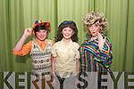 Cast T.J. Griffin, Kadyann Harris, Barry Sugrue at the Tim Landers School of Arts production of Hairspray at the Presentation primary school hall on Saturday