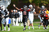 Wesleyan Football vs. Bowdoin 10/29/2016