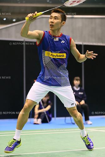 Lee Chong Wei (MAS), <br /> SEPTEMBER 20, 2013 - Badminton : <br /> Yonex Open Japan 2013 <br /> Men's Singles <br /> at Tokyo Metropolitan Gymnasium, Tokyo, Japan. <br /> (Photo by YUTAKA/AFLO SPORT) [1040]