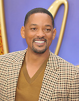 """Will Smith at the """"Aladdin"""" European gala film screening, Odeon Luxe Leicester Square, Leicester Square, London, England, UK, on Thursday 09th May 2019.<br /> CAP/CAN<br /> ©CAN/Capital Pictures"""