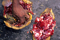 Ind&iacute;genas da etnia Maku do alto rio Negro.<br /> S&atilde;o Gabriel da Cachoeira, Amazonas, Brasil.<br /> Foto Paulo Santos.<br /> 1997