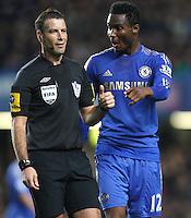 Chelsea v Manchester Utd 28-Oct-2012