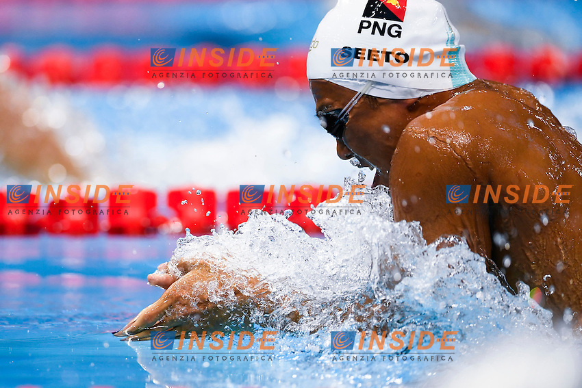 SEETO Ashley PNG<br /> Men's 100m Breaststroke<br /> 13th Fina World Swimming Championships 25m <br /> Windsor  Dec. 6th, 2016 - Day01<br /> WFCU Centre - Windsor Ontario Canada CAN <br /> 20161206 WFCU Centre - Windsor Ontario Canada CAN <br /> Photo &copy; Giorgio Scala/Deepbluemedia/Insidefoto