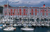 Italy,Campania,Naples,Napoli,Marina