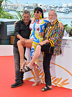 Cannes: The Man Who Killed Don Quixote Photocall