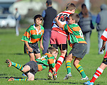 Intermediate Rugby, WOB v Tapawera. Jubilee Park, Richmond, New Zealand. Saturday 17 May 2014. Photos: Barry Whihnall/www.shuttersport.co.nz