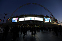 General View of Wembley stadium during the FIFA World Cup 2018 Qualifying Group F match between England and Slovenia at Wembley Stadium on October 5th 2017 in London, England. <br /> Calcio Inghilterra - Slovenia Qualificazioni Mondiali <br /> Foto Phcimages/Panoramic/insidefoto
