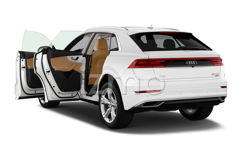 Car images of 2019 Audi Q8 - 5 Door SUV Doors