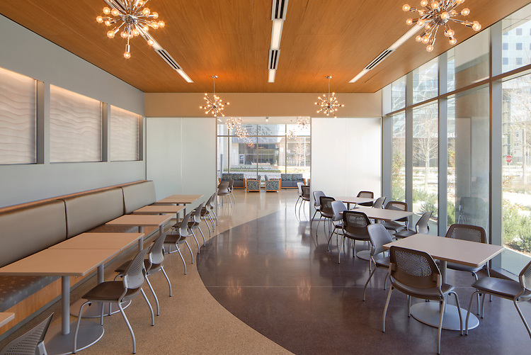 Women's and Infants' Specialty Health (WISH) Clinics at Parkland Health & Hospital System   FKP Architects & 5G Studio Collaborative