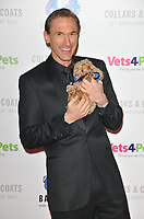 Dr Christian Jessen at the Battersea Dogs &amp; Cats Home Collars &amp; Coats Gala Ball 2018, Battersea Evolution, Battersea Park, London, England, UK, on Thursday 01 November 2018.<br /> CAP/CAN<br /> &copy;CAN/Capital Pictures