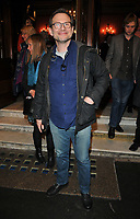 Christian Slater at the &quot;Labour Of Love&quot; press night, Noel Coward Theatre, St Martin's Lane, London, England, UK, on Tuesday 03 October 2017.<br /> CAP/CAN<br /> &copy;CAN/Capital Pictures