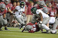 Oregon Vs Washington State 9-29-2012