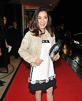 Michelle Yeoh at the BAFTAs fundraising gala dinner & auction, The savoy Hotel, The Strand, London, England, UK, on Friday 08th February 2019.<br /> CAP/CAN<br /> ©CAN/Capital Pictures