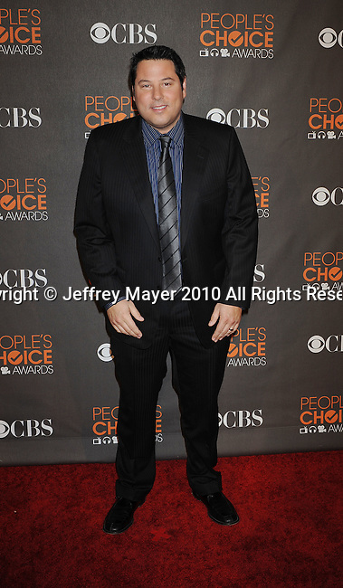 LOS ANGELES, CA. - January 06: Greg Grunberg  arrives at the People's Choice Awards 2010 held at Nokia Theatre L.A. Live on January 6, 2010 in Los Angeles, California.