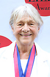 Estelle Parsons attends the 9th Annual LILLY Awards at the Minetta Lane Theatre on May 21,2018 in New York City.