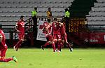 Rionegro Aguilas venció 1-2 Once Caldas. Fecha 9 Liga Águila I-2018.