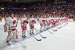 2010-11 NCAA Women's Hockey: Minnesota at Wisconsin