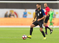 Glendale, AZ - Saturday June 25, 2016: Clint Dempsey during a Copa America Centenario third place match match between United States (USA) and Colombia (COL) at University of Phoenix Stadium.
