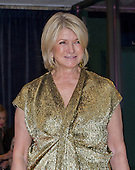 Martha Stewart, founder of Martha Stewart Living Omnimedia Inc., arrives for the 2015 White House Correspondents Association Annual Dinner at the Washington Hilton Hotel on Saturday, April 25, 2015.<br /> Credit: Ron Sachs / CNP
