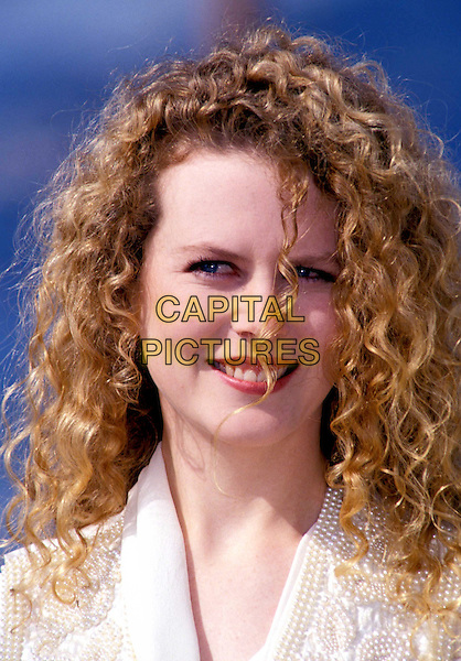 NICOLE KIDMAN.Ref: 1680.ringlets, headshot, portrait.www.capitalpictures.com.sales@capitalpictures.com.© Capital Pictures