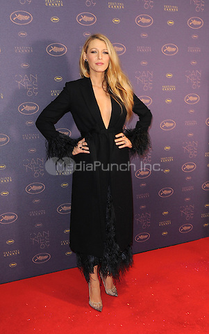Blake Lively at the Opening Gala Dinner during The 69th Annual Cannes Film Festival on May 11, 2016 in Cannes, France.<br /> CAP/LAF<br /> &copy;Lafitte/Capital Pictures /MediaPunch ***NORTH AND SOUTH AMERICAN SALES ONLY***