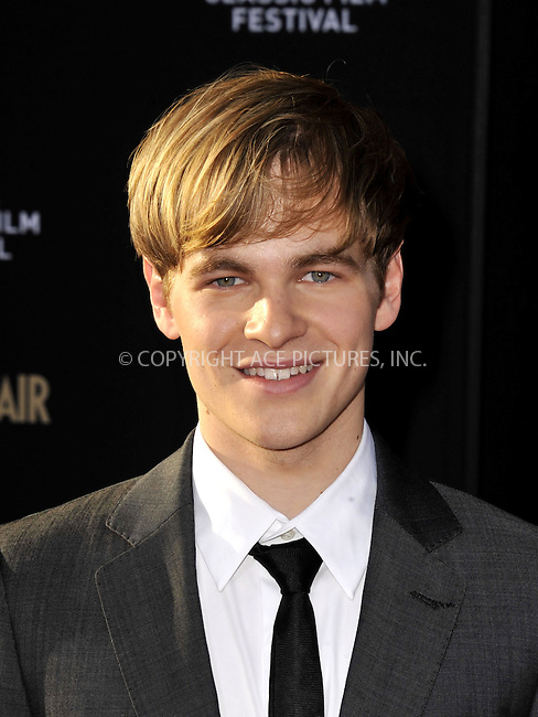 WWW.ACEPIXS.COM......April 25, 2013, Los Angeles, CA.....Graham Patrick Martin arriving at the 2013 TCM Classic Film Festival Opening Night Gala screening of 'Funny Girl' at the TCL Chinese Theatre on April 25, 2013 in Hollywood, CA.............By Line: Peter West/ACE Pictures....ACE Pictures, Inc..Tel: 646 769 0430..Email: info@acepixs.com